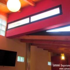 Iluminación y ventilación cruzada