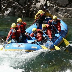 Rafting - El Bolsón