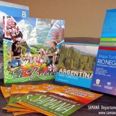 Información turística disponible para consultar en los Departamentos SAMANÁ